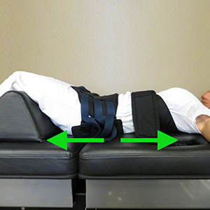 Spinal Decompression to relieve back pain